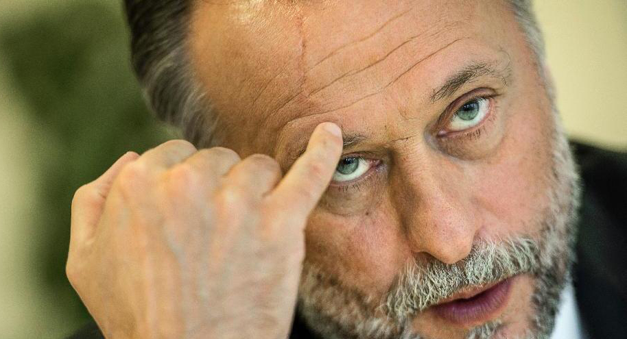 Image result for michael nyqvist john wick scar